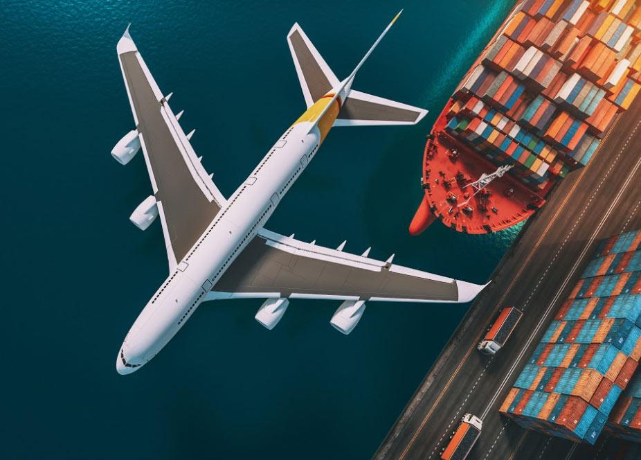 Авиадоставка грузов из Китая